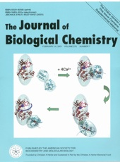 Cover of a Biochemistry Magazaine
