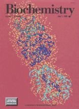 Biochemistry Magazine Cover